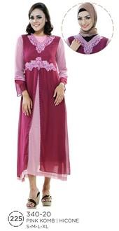 Long Dress Hicone 340-20