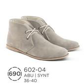 Sepatu Boots Wanita Synt 602-04