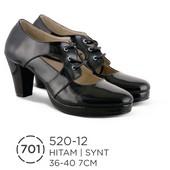 Sepatu Boots Wanita Synt 520-12