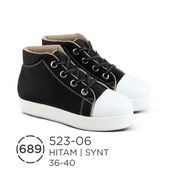 Sepatu Boots Wanita Syntetis 523-06