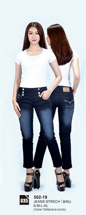 Celana Panjang Wanita 502-19