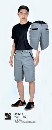 Celana Pendek Pria Azzurra 553-15