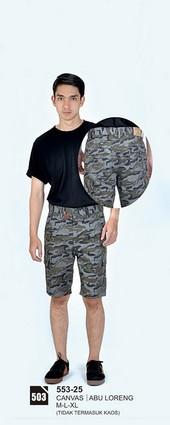 Celana Pendek Pria 553-25