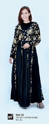 Long Dress Azzurra 643-10