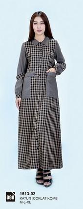 Long Dress Azzurra 1513-03