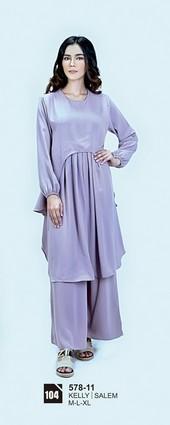Long Dress 578-11