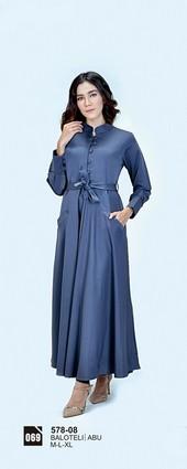 Long Dress 578-08