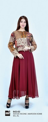 Long Dress 643-03