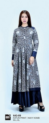 Long Dress 643-09