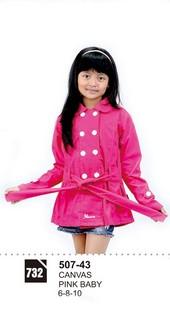 Pakaian Anak Perempuan 507-43