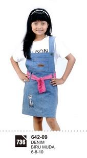 Pakaian Anak Perempuan 642-09