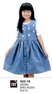 Pakaian Anak Perempuan 642-10