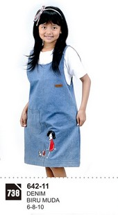 Pakaian Anak Perempuan 642-11