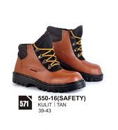 Sepatu Boots Pria 550-16
