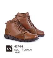 Sepatu Boots Pria 627-08