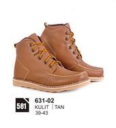 Sepatu Boots Pria 631-02