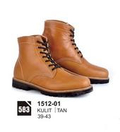 Sepatu Boots Pria 1512-01