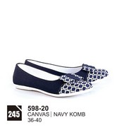 Sepatu Casual Wanita 598-20