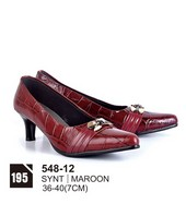Sepatu Formal Wanita Azzurra 548-12