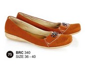 Flat Shoes BRC 340