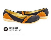Flat Shoes BRC 341
