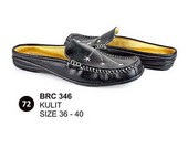 Sepatu Bustong Kulit Wanita BRC 346