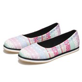Flat Shoes Basama Soga BDA 021