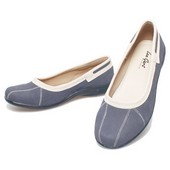 Flat Shoes Basama Soga BDA 747