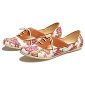 Flat Shoes BKS 067