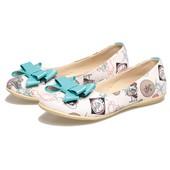 Flat Shoes BKS 902