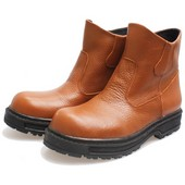 Sepatu Safety Pria Basama Soga BRU 317