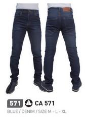 Celana Panjang Biru Pria CA 571