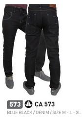 Celana Panjang Biru Pria CA 573