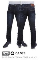 Celana Panjang Biru Pria CA 575