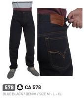 Celana Panjang Biru Pria CA 578