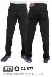 Celana Panjang Hitam Pria CA 577