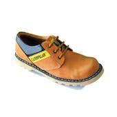 Sepatu Safety Pria Kulit CA 364
