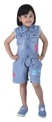 Pakaian Anak Perempuan CDF 121
