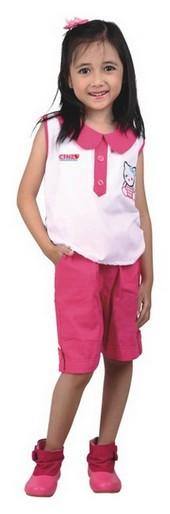 Pakaian Anak Perempuan CMS 122