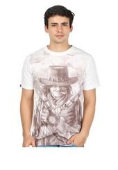 Kaos T Shirt Pria CBR Six BRC 616