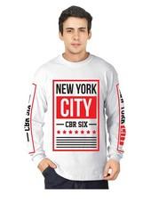 Kaos T Shirt Pria CBR Six ISC 358