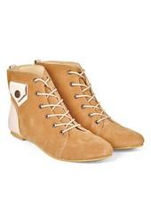 Sepatu Boots Wanita CBR Six SUC 702