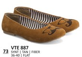 Flat Shoes VTE 887