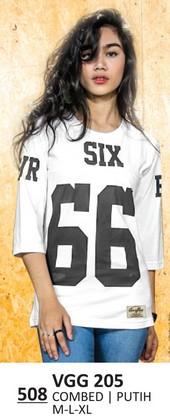 Kaos T Shirt Wanita VGG 205