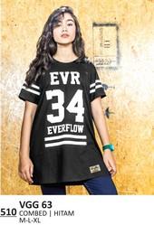 Kaos T Shirt Wanita VGG 63