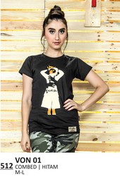 Kaos T Shirt Wanita VON 01