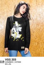 Kaos T Shirt Wanita VGG 203
