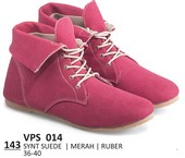 Sepatu Boots Wanita VPS 014