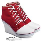 Sepatu Boots Wanita VAP 028