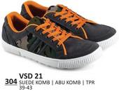 Sepatu Sneakers Pria VSD 21
